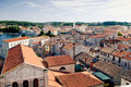Porec, Croatia. Stock Photos