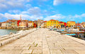 Porec - Croatia Royalty Free Stock Images