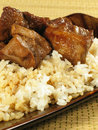 Pork Adobo Stock Image