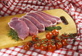 Pork chop Royalty Free Stock Photography