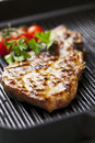 Pork chop Royalty Free Stock Photos