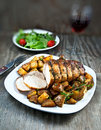 Pork loin Royalty Free Stock Photo