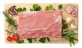 Pork loin Royalty Free Stock Photo