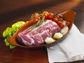 Pork tenderloin Royalty Free Stock Image
