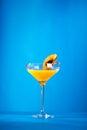 Star Martini Royalty Free Stock Photo