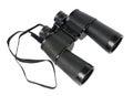 Porro-prism binoculars Stock Image