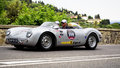 PORSCHE 550 - 1500 RS (1955) Royalty Free Stock Photo
