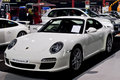 Porsche 911 Carrera S - Front - MPH Royalty Free Stock Photo