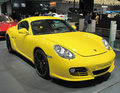 Porsche Cayman S Royalty Free Stock Photos