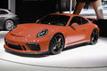 Porsche 911 GT3 shown at the New York International Auto Show 20