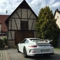 Porsche gt3 Stock Photo
