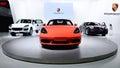 Porsche Royalty Free Stock Photo