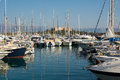 Port Of Antibes On The French ...