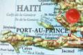 Port-Au-Prince, Haiti Stock Images
