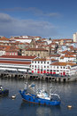 Port of Bermeo Royalty Free Stock Photography