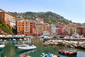 Port Camogli Royalty Free Stock Image