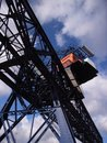 Port crane Royalty Free Stock Photography