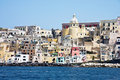 Port de Procida Photographie stock libre de droits