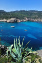 Port de Sant Miquel Ibiza Spain Royalty Free Stock Photography