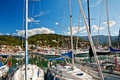 Port de Soller Royalty Free Stock Images