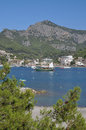 Port de Soller, Mallorca Stock Photos