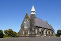 Port fairy australia saint patricks catholic church Stock Photography