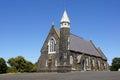 Port fairy australia saint patricks catholic church Stock Photography