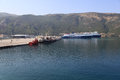 Port of Igoumenitsa - Greece Royalty Free Stock Photo