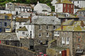 Port Isaac Village, Cornwall, ...