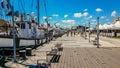 Port Mangalia Romania Royalty Free Stock Photo
