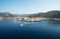 Port of Marmaris, Turkey Royalty Free Stock Photo