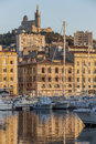 Port of Marseille - French Riviera Royalty Free Stock Photos