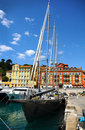 Port of Nice Royalty Free Stock Image