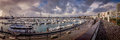 Port in Ponta Delgada