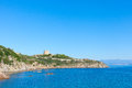 Port santa teresa di gallura italy sardinian coast at Royalty Free Stock Photo