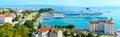 Port of Split Royalty Free Stock Photo