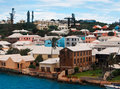Port of St. Georges Bermuda Royalty Free Stock Photo