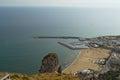 Port of Terracina Royalty Free Stock Photo