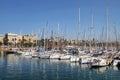 Port Vell, Barcelona, Spain Stock Image