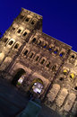 Porta Nigra Royalty Free Stock Photo