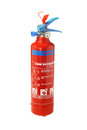 Portable Fire Extinguisher Royalty Free Stock Photo