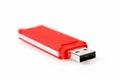 Portable flash usb drive memory Stock Image