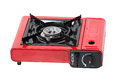 Portable Gas Stove. Royalty Free Stock Photo