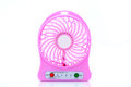 Portable rechargeable fan Royalty Free Stock Photo