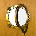 Porthole Royalty Free Stock Photo
