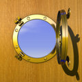 Porthole Royalty Free Stock Photos