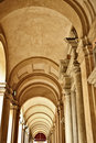 Portico, Bologna, Italy Stock Photography