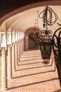 Portico Pillars