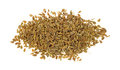 Portion of anise seeds Royalty Free Stock Photo