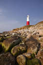 Portland Bill Royalty Free Stock Photos